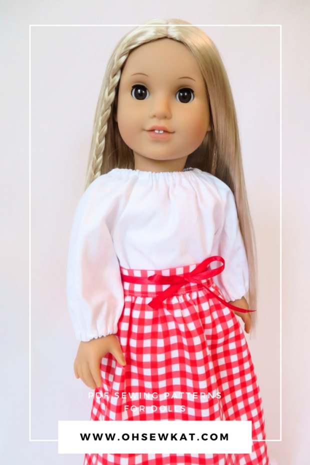 Beforever doll clothes for Christmas Julie