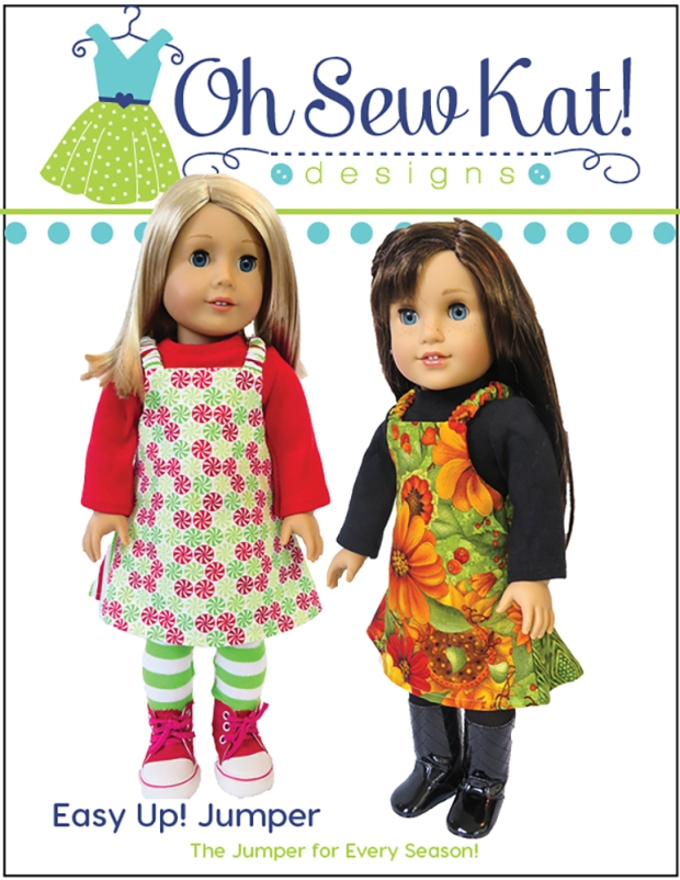 Easy Up Jumper Sewing Pattern for Dolls12
