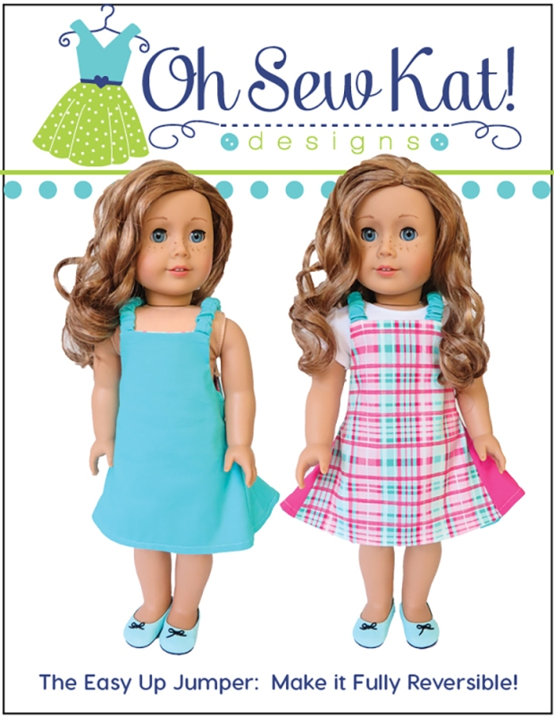 Easy Up Jumper Sewing Pattern for Dolls4