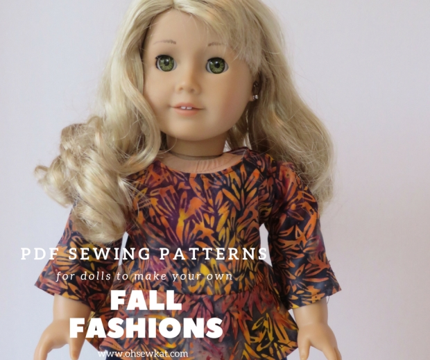 Back to School Outfits for Dolls DIY