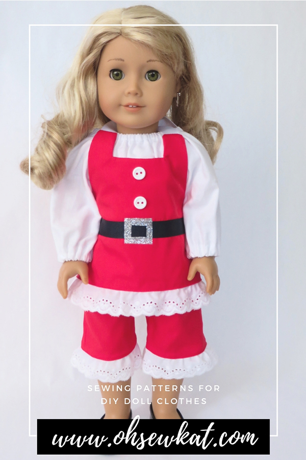 Oh Sew Kat Fashion Trends For Dolls Their Friends Pdf Sewing
