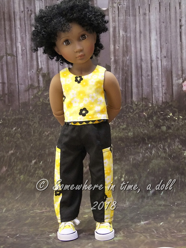 Make doll clothes for your A Girl for All Time® doll with easy, PDF sewing patterns from Oh Sew Kat on Etsy. Simple patterns with easy to follow photo tutorials guide you every step of the way. Perfect for beginners. Print at home printable pattern.